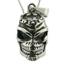 Pendentif Gothic Skull Jewelry Fashion